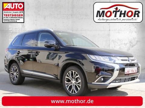 Mitsubishi Outlander 2.2 DI-D TOP