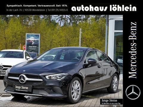 Mercedes-Benz CLA 180 BURMESTER AMBIENTE DIGITAL-TACH