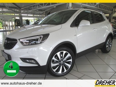 Opel Mokka X TURBO INNOVATION Premium-Paket