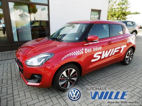 Suzuki Swift 1.0 Turbo Comfort Hybrid inkl & Exterior-Kit