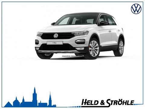 Volkswagen T-Roc 2.0 TSI Sport R-Line