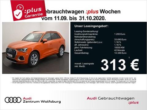 Audi Q3 35 TDI Advanced AHKVirt