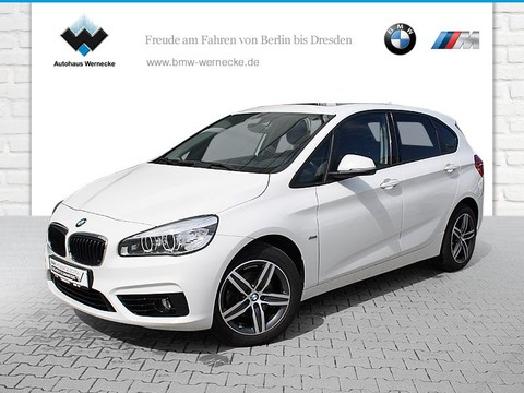 BMW 218 d Active Tourer Sport Line