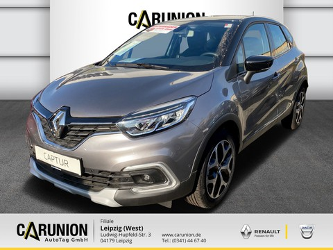 Renault Captur Intens TCe 130 GPF Techno Paket