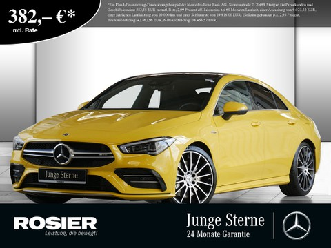 Mercedes-Benz CLA 35 AMG Coupe