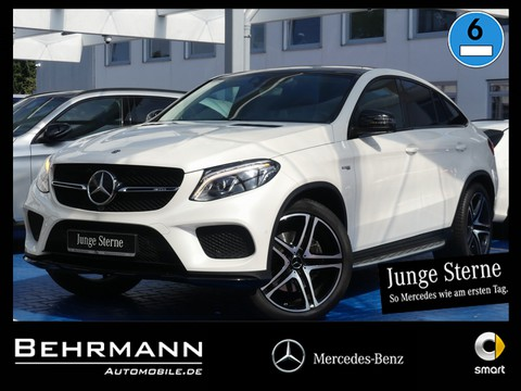Mercedes-Benz GLE 43 AMG Coupe °