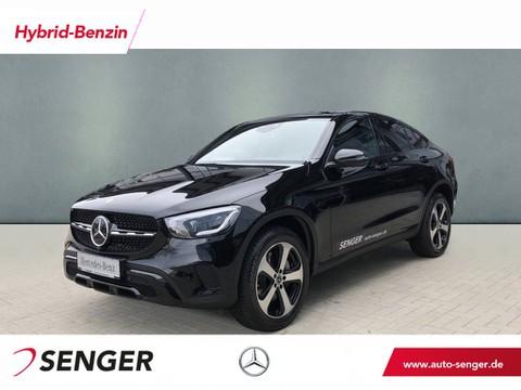 Mercedes-Benz GLC 300 e Coupé Night