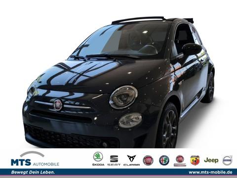 Fiat 500C 1.0 GSE Hybrid HEY GOOGLE 51kW Euro 6d Gar