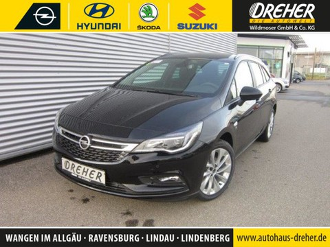 Opel Astra 120-JAHRE Touchscreen