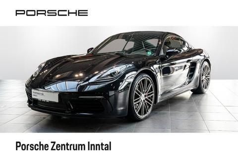 Porsche Cayman (718) S | |