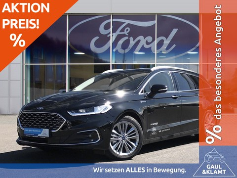 Ford Mondeo Hybrid Vignale TopAusstat