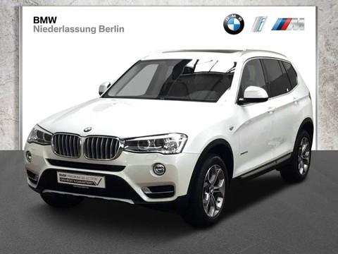 BMW X3 xDrive20d Achtung Deutl reduziert