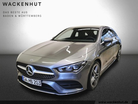 Mercedes-Benz CLA 200 Shooting Brake AMG Line BUSINESS PARK-PAK SPIEGEL-PAK