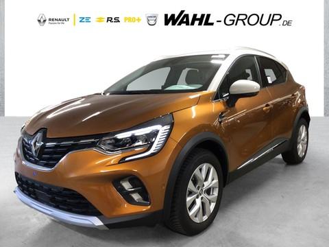 Renault Captur Intens TCe100 Fahrerairbag Intens