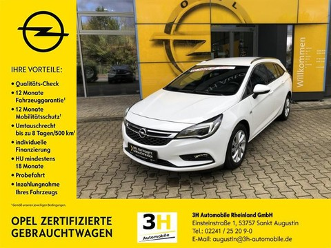 Opel Astra ST Dynamic 125PS