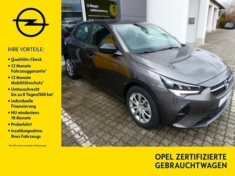Opel Corsa F Edition Automatik Sitz