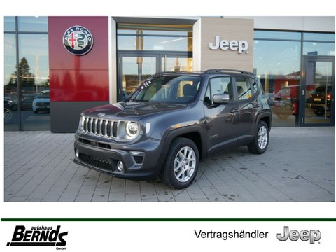 Jeep Renegade 1.0 T-GDI Limited MY20 8 4 PACK