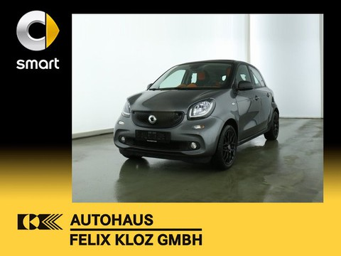 smart ForFour SleekStyle