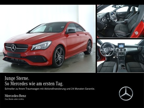 Mercedes CLA 200 AMG Night