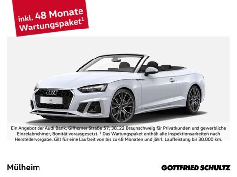 Audi A5 CABRIO LINE 40 TFSI plus
