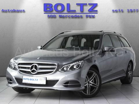 Mercedes-Benz E 200 T BE Avantgarde Parkass