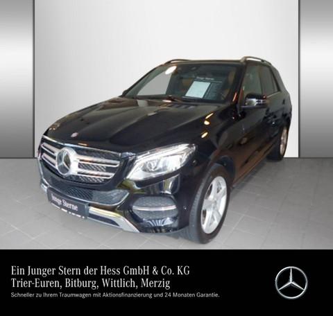 Mercedes-Benz GLE 400 Fond Entertaiment Standheizu