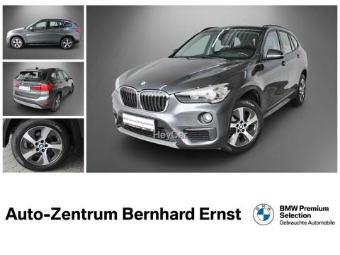 BMW X1 sDrive18i Advantage MF Lenkrad
