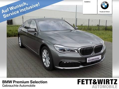 BMW 730 Ld xDrive Laserlicht RKamera TV