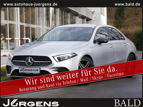 Mercedes-Benz A 200 AMG 18 Night