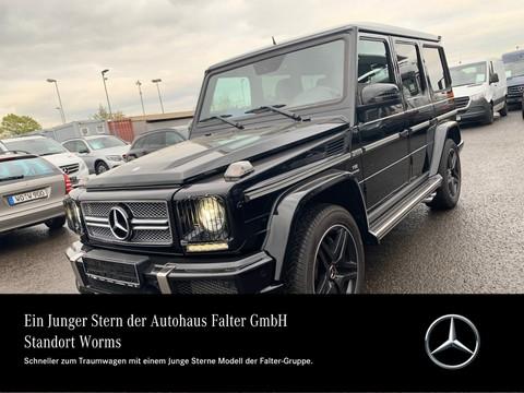 Mercedes-Benz G 65 AMG 1 orig 8tkm FondTV DISTRO