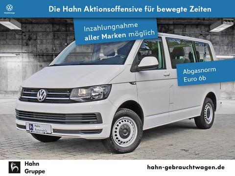 Volkswagen T6 Kombi vorne hinten