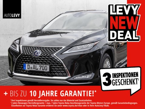 Lexus RX 450 h Luxury Line Mark Levinson