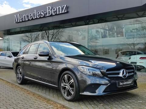 Mercedes-Benz C 220 d T Avantgarde||||Panodach