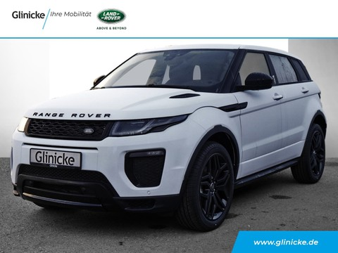 Land Rover Range Rover Evoque 2.0 HSE Dynamic TD4 Black Pack