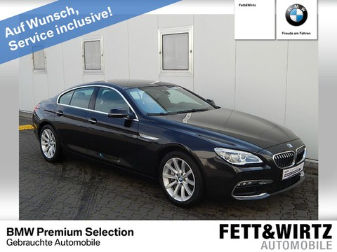 BMW 640 Gran Coupe GSD
