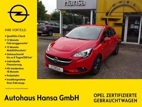 Opel Corsa E 120 Jahre 3-t Link