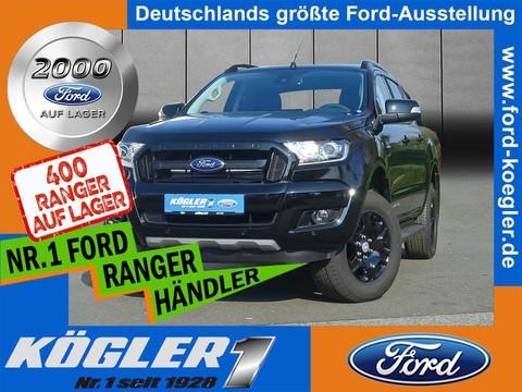 Ford Ranger Black Edition Doka Limited