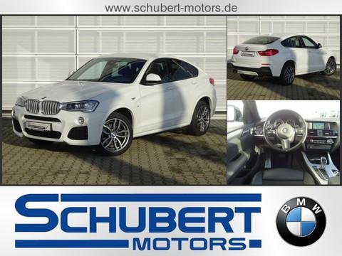 BMW X4 xDrive30d M-Sportpaket