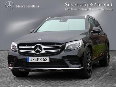 Mercedes GLC 220 d AMG