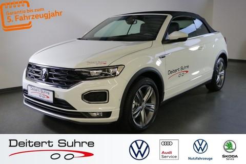 Volkswagen T-Roc 1.5 TSI Cabriolet R-line Assistenz