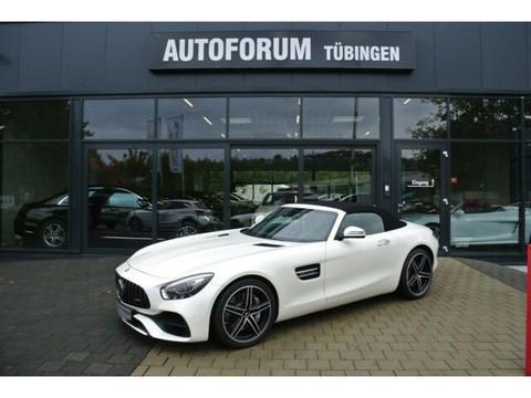 Mercedes-Benz AMG GT R oadster BURMESTER