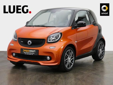 smart ForTwo COUPE 80KW BRABUS