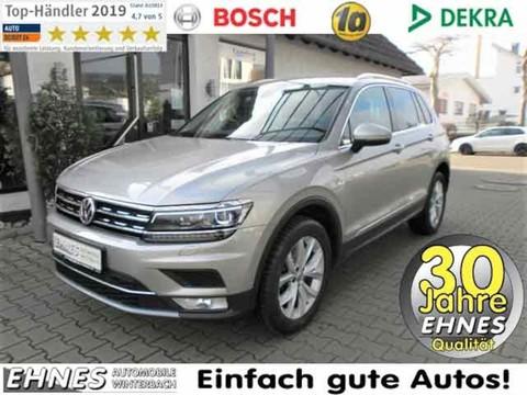 Volkswagen Tiguan 2.0 TDI Highline Activinfo