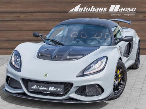 Lotus Exige Sport 410 Pewter Grey Carbon Schmiedefelgen