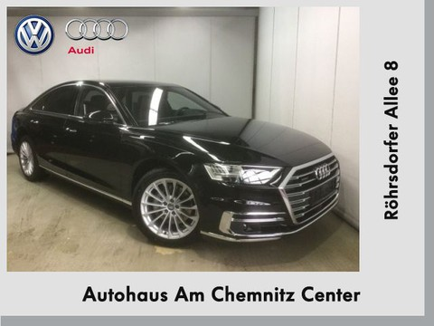 Audi A8 3.0 TDI -DISPLAY