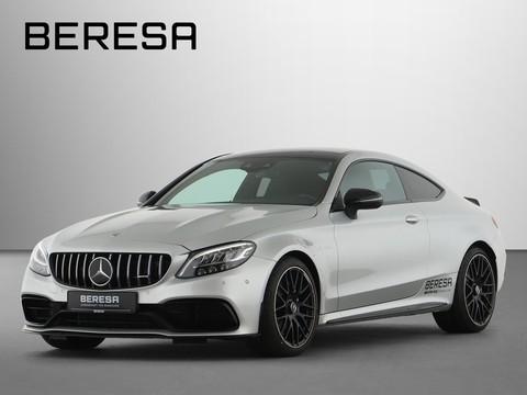 Mercedes-Benz C 63 AMG Perf Sitze Burmester Fahrassist