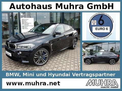 BMW X6 M NaviProf Räder