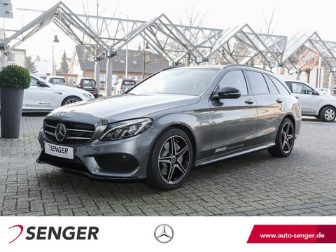 Mercedes C 250 T AMG-Line Night