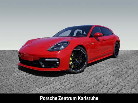 Porsche Panamera Turbo S E-Hybrid Sport Turismo Burmester