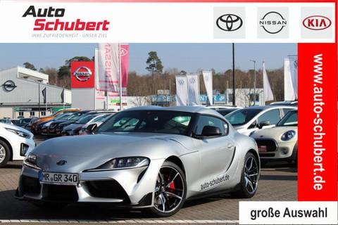 Toyota Supra GR Legend Premium Paket
